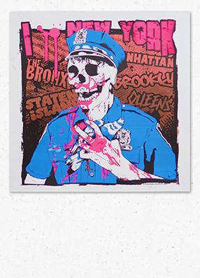 I Zombie NY