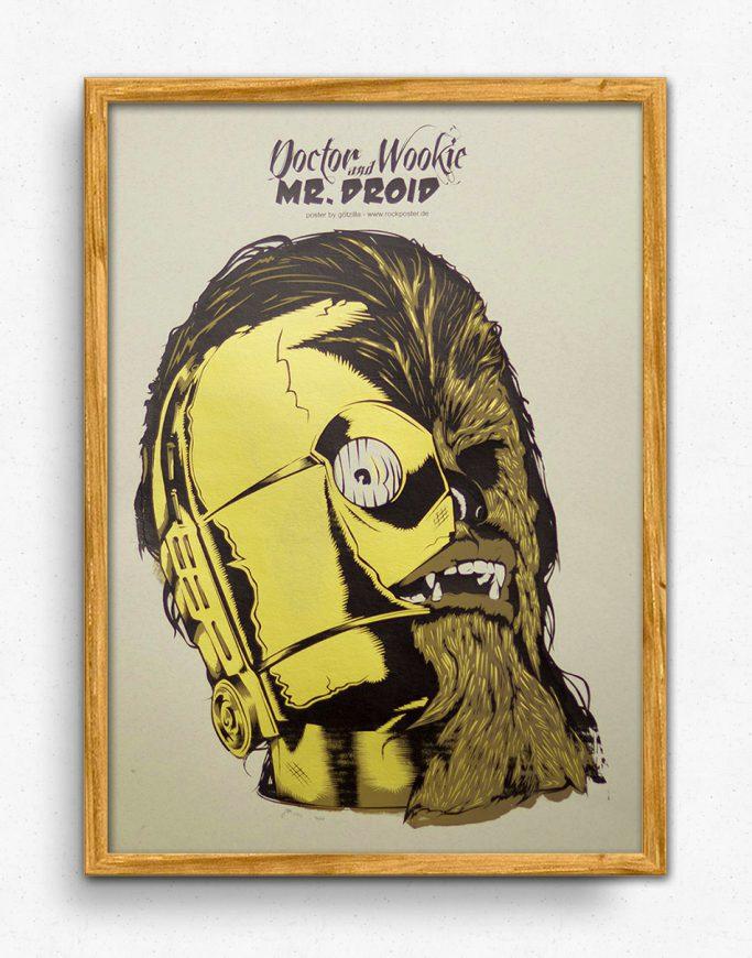 Wookie-Wood