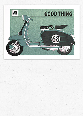 Good Thing '68 – Artprint