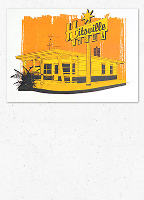Hitsville MA – Gigposter