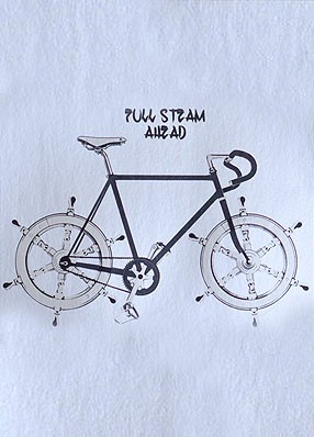 Full Steam Ahead – Artprint