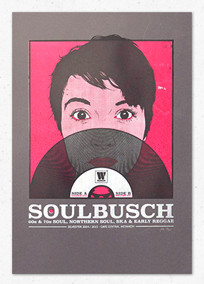Soulbusch New Years Eve Party in Weinheim