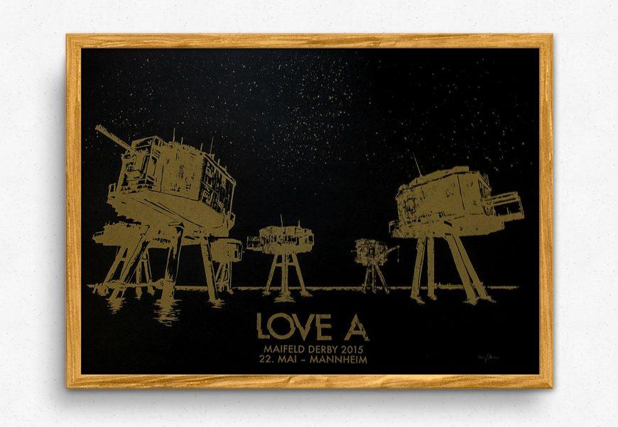 LoveA-Wood