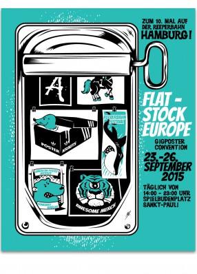 Flatstock Europe 2015