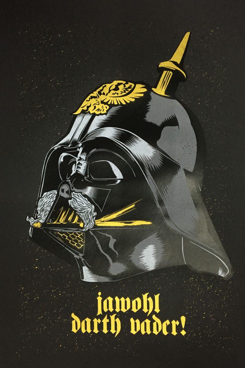 Darth Vader - Dark Version