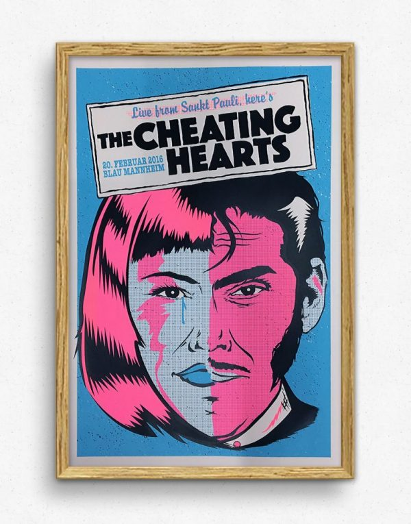 The Cheating Hearts - Pink