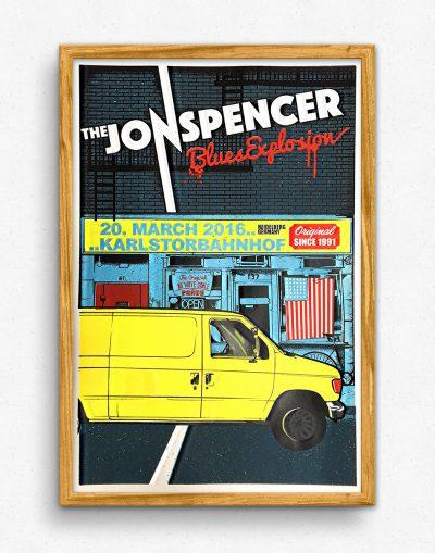 Jon Spencer Blues Explosion