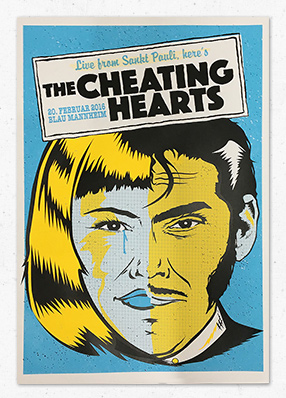 The Cheating Hearts in Mannheim
