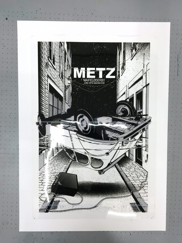METZ - Work in Progress