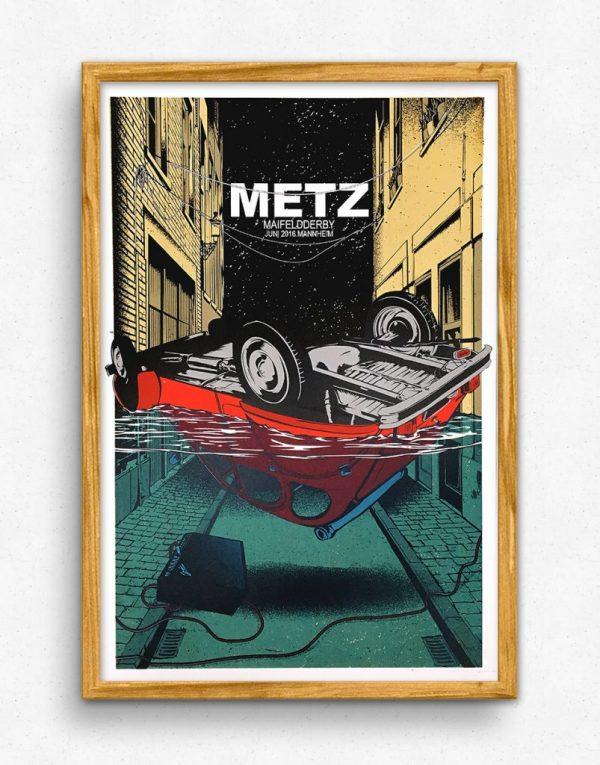 Metz @ Maifeld Derby