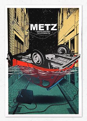 Metz in Mannheim