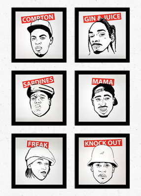 Icons Series: Rap Legends