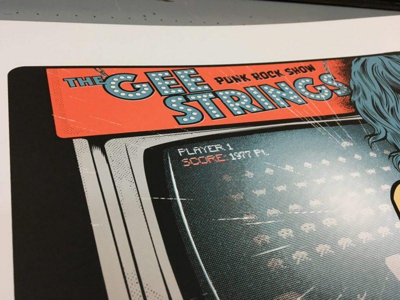 The Gee Strings