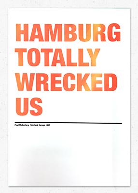 Hamburg Totally Wrecked Us - Reeperbahnfestival