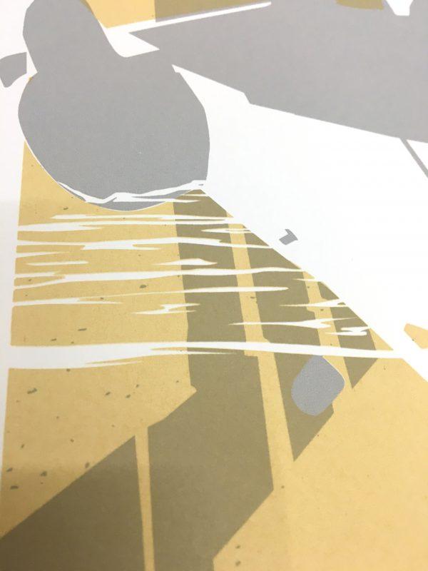 Metz Gigposter Work in Progress