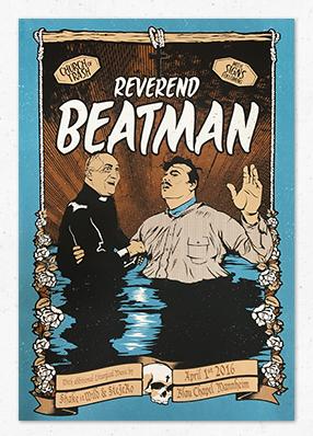 Reverend Beatman in Mannheim