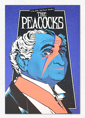 The Peacocks Grandpa